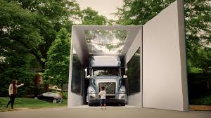 volvo trucks world u0027s largest unboxing by volvo trucks shows b2b video still amazing
