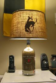 Whiskey Bottle Chandelier 25 Diy Bottle Lamps Decor Ideas That Will Add Uniqueness To Your Home
