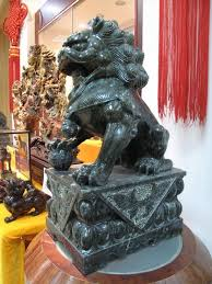 jade lion statue jade lion shanghai china synotrip