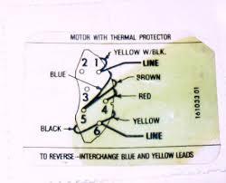 wiring diagram 110v electric motor wiring diagram mot sp547 110v