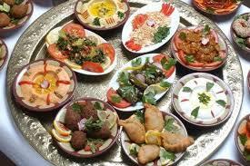 cuisine libanaise livre qui connaît un bon restaurant libanais ou syrien où la nourriture