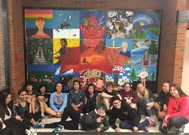 What Is A Mural by Calgary Board Of Education Simon Fraser