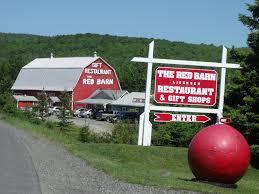 Red Barn Restaurant Red Barn Visit Baddeck