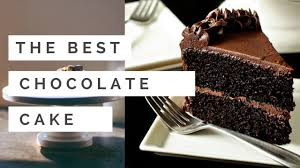 the best chocolate cake recipe world class youtube