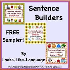 367 best slp overall syntax grammar freebies images on pinterest
