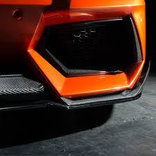 lamborghini aventador front vorsteiner aventador v aero front bumper grille frame replacement