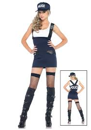 cop costume bad cop girl costume