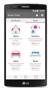 lg smart thinq 3 0 mobile app 2015 work red dot award