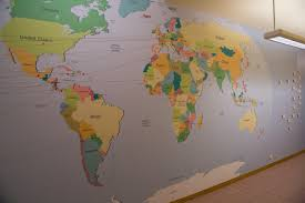 turning point school blog turning point s world map mural in keeping with turning point s global awareness initiatives we are pleased to announce the addition of a world map wall mural located in the level 2