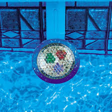 smartpool multi color swimming pool light for above grounds pools