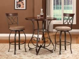 pub table and chairs for sale furniture walnut dining table and chairs bistro table set indoor