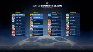 Uefa Chions League Uefa Chions League Stage Draw Live As South Africa
