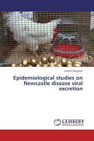 epidemiological studies on newcastle disease viral excretion 978