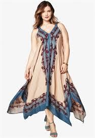 maxi dresses plus size maxi dresses for women roaman s