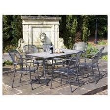 Royal Garden Outdoor Furniture by Buy Royal Garden Carlo 6 Seat Mesh Garden Dining Set From Our All