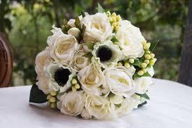 Silk Wedding Flowers Silk Wedding Flowers Laurel Weddings