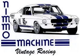 Ford Racing Flag Nimmo Machine Vintage Racing Homepage