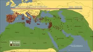 Islam World Map by Bill Warner Phd Jihad Vs Crusades Youtube