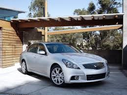 2010 infiniti g37 coupe information and photos zombiedrive
