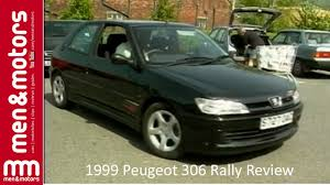 peugeot car 306 1999 peugeot 306 rally review youtube