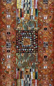 fresque carrelage mural les 23 meilleures images du tableau mosaics sur pinterest art de