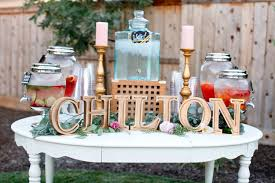 drink table sweet life vintage rentals sam u0026 corinne