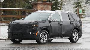 chevy terrain 2018 gmc terrain spied ahead of a possible debut later this year