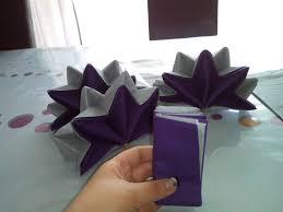 pliage de serviette en papier 2 couleurs feuille pliage serviette dans verre u2013 obasinc com