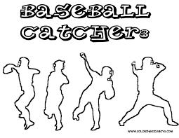 bodacious baseball coloring pages baseball free printables
