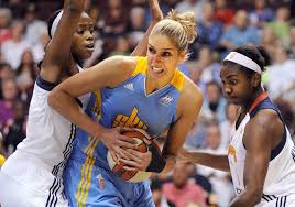 elena delle donne emerges as face of the w n b a the new york times