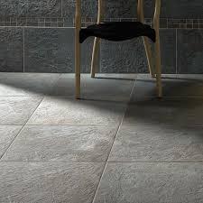 indoor tile floor porcelain stoneware textured slate