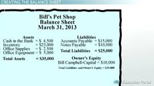 how to prepare the basic balance sheet and statement of cash flows