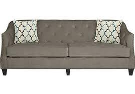 sofia vergara mandalay charcoal sofa sofia vergara sofas couches