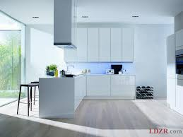 Kitchen Cabinets Thermofoil Modern White Cabinet Doors