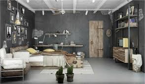 chambre style industriel meuble style industriel les meilleurs pour votre intérieur