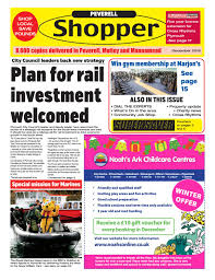 plymouth shopper december 2016 by cornerstone vision issuu