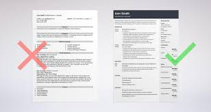Resume Templates For Administration Job by Administrative Assistant Resume Complete Guide 20 Examples