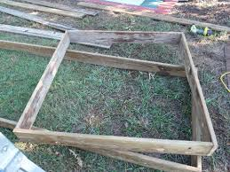 Corrugated Metal Garden Beds How To Build A Corrugated Steel Raised Garden Bed
