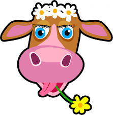 cartoon cow clipart free stock photo public domain pictures