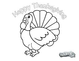 free printable thanksgiving food coloring pages turkey page for