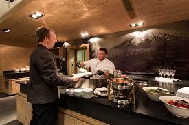 cuisine valentin gourmet board four hotel valentin in sölden