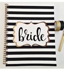 bridal planning book bridal shower journal and guest book bridal shower keepsake