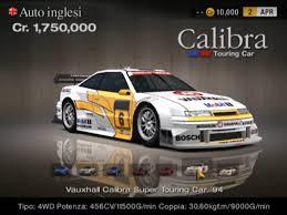 opel calibra sport vauxhall calibra super touring car u002794 gran turismo wiki