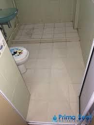 Bathroom Waterproofing Common Bathroom Waterproofing Singapore Hdb Tampines Street 11