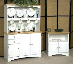 corner kitchen hutch furniture server and hutch medium size of server small buffet table buffet
