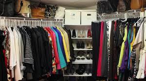 Clothes Closet Bedroom Enchanting Home Depot Closet Organizer For Your Bedroom