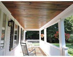 Outdoor Wood Ceiling Planks by Love The Porch Ceiling Architecture Interiors Pinterest
