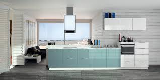 cuisine couleur bleu gris cuisine bleu et taupe