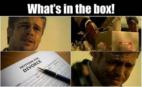 Whats In The Box Meme - guess what s in the box