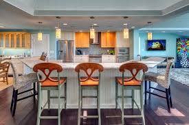 kitchen island instead of table toward the kitchen island time to build